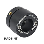 Ø1in Unthreaded Kinematic Adapters