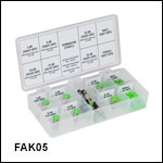 Fiber Optic Terminator and Attenuator Kits