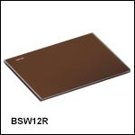 1.2 - 1.6 µm Plate Beamsplitters