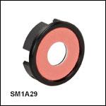 Externally SM1-Threaded Slim Photodiode Adapter