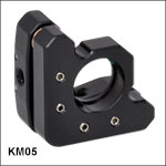 Ø1/2in Kinematic Mount for Optics at Least 0.07in (1.78 mm) Thick
