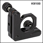 Ø1in Kinematic Mount for Optics at Least 0.12in (3 mm) Thick