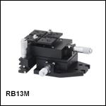 3-Axis RollerBlock Stage, Micrometers