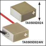 75 V Piezoelectric Chips