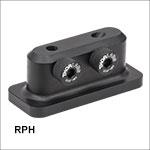Compact Probe Holder Block