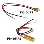 150 V Piezoelectric Stacks