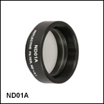 Ø25 mm Mounted Reflective ND Filters