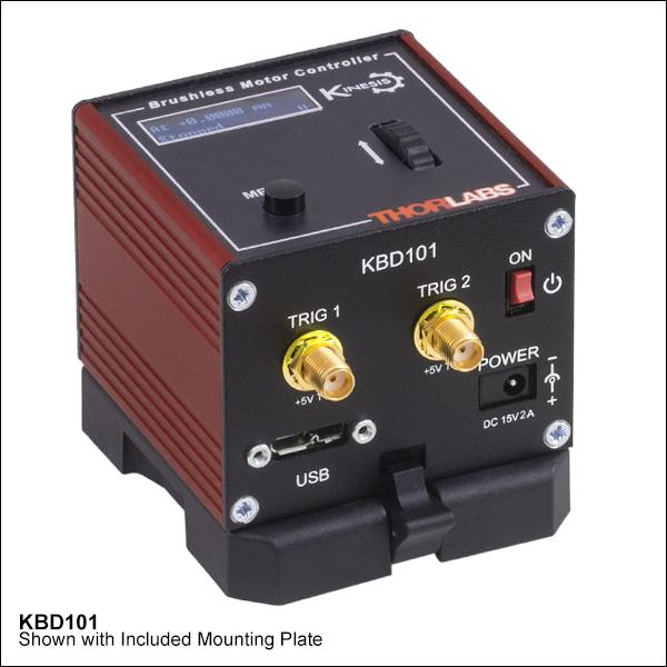 Kinesis® K-Cube™ Brushless DC Servo Controller