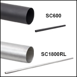 Aluminum Lens Tube Covers