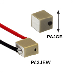 100 V Piezoelectric Chips