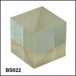 70:30 (R:T) Cube Beamsplitter