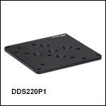 Cross-Platform Adapter for the DDS220, DDS300, and DDS600 Translation Stages