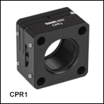 Rotating Cage Platefor 30mm Cage Systems<br>