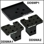DDSM50 Adapter Plates