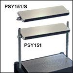 Overhead Shelves with a 12° Tilt