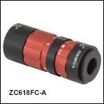 FC/PC-Terminated Zoom Fiber Collimators