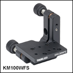 Kinematic Mount for Wavefront Sensors
