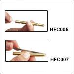 Flexure Stage Accessories: 1/4in Fiber Chucks