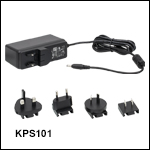 Transimpedance Amplifier Power Supply