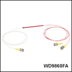 Wavelength Division Multiplexers: 980 nm / 1060 nm