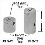 Ø1in (Ø25 mm) Posts for Polaris<sup>®</sup> Mirror Mounts