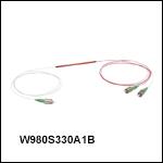 Wavelength Division Multiplexers: 980 nm / 1310 nm