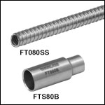 Ø8.0 mm Stainless Steel Tubing and Sleeves