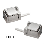 Replacement Non-Rotating Fiber Holding Block Set