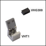 Fiber Transfer Clamp and Graphite V-Grooves - Required for VHF Transfer Bottom Inserts