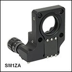 Z-Axis Translation Mount, 30 mm Cage Compatible