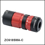SMA-Terminated Zoom Fiber Collimators