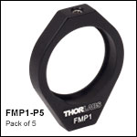 Fixed Optical Mount Packs