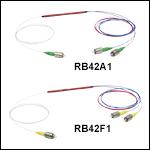 473 nm / 640 nm Wavelength Combiners/Splitters (WDMs)
