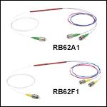 473 nm / 670 nm Wavelength Couplers/Splitters (WDMs)