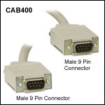 Laser Diode Current Controller Connection Cable