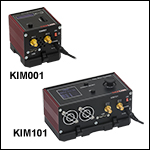 K-Cube™ Controllers for Piezo Inertia Stages and Actuators