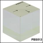 2in (50.8mm) Polarizing Beamsplitter Cubes