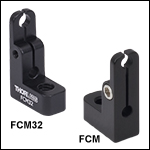 Post-Mountable Ferrule Clamps