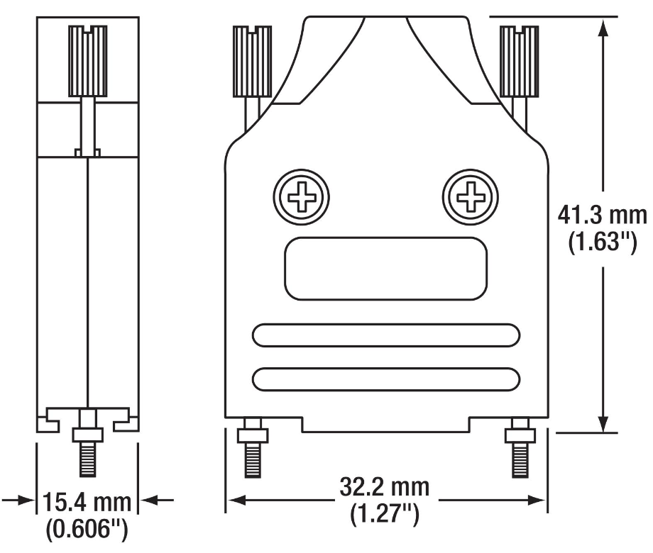 DRV014 connector