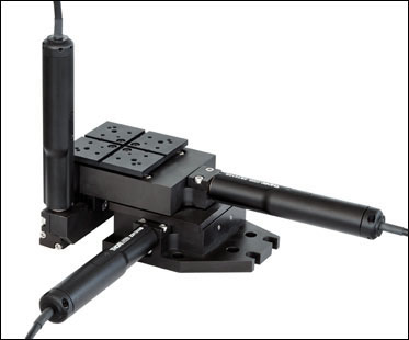 3-Axis Motorized Stage