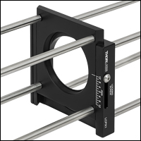 LCPX1 Translating Cage Segment Plate with Vertical Offset