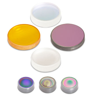 Selection of AR Coated Optics
