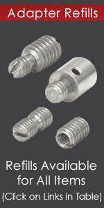 Screw Thread Adapters