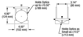 VG100 Mechanical Drawing
