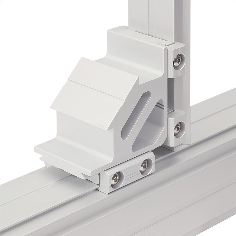 Right Angle Bracket Right Angle Connection Using