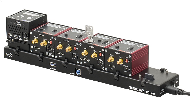 Kinesis® K-Cube™ Brushed DC Servo Motor Controller