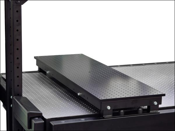Solid Aluminum Optical Breadboards