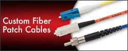 Custom Fiber Patch Cables