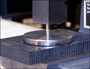 D50-SMA Calibration Pin and Arbor Press