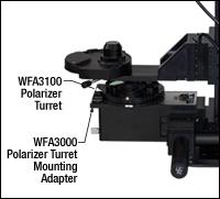 DIC Polarizer Turret